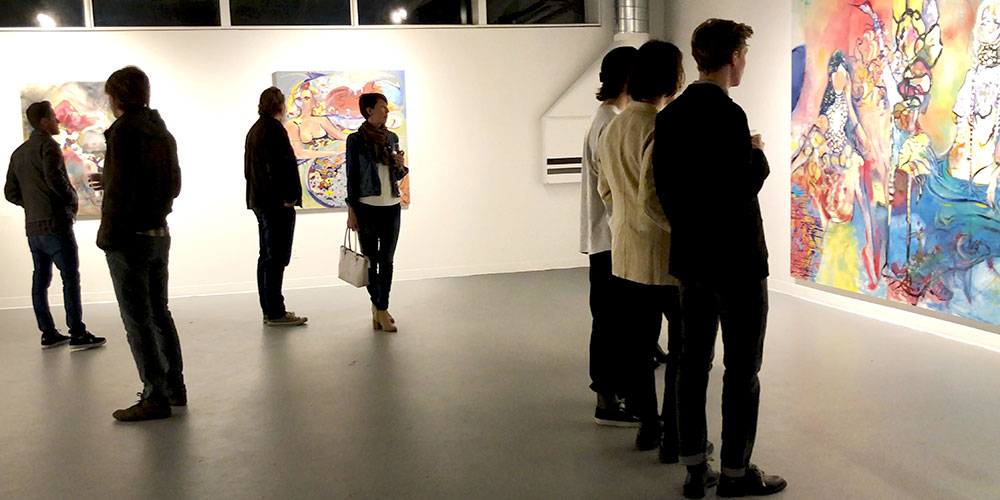 FINA Gallery