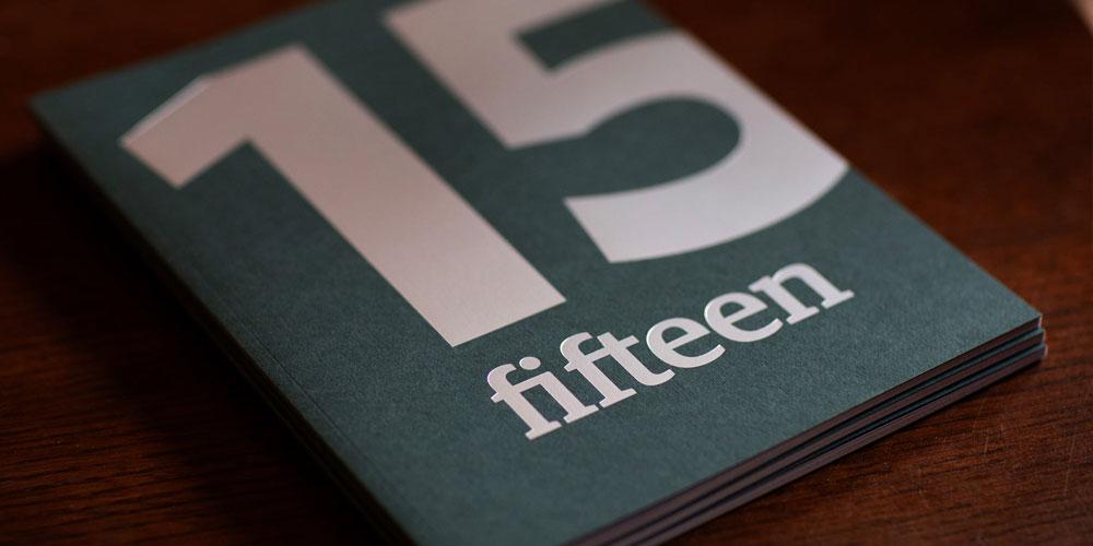 Fifteen Catalogue
