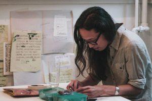 Whess Harman, UBC Okanagan Gallery Artist in Residence 2021