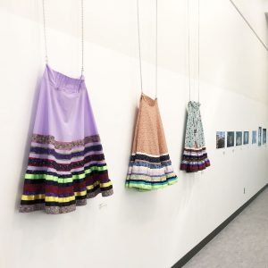 Shi kéé, an exhibition featuring Indigenous youth and young adults